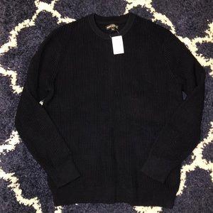 JCrew Mercantile NWT navy men's sweater